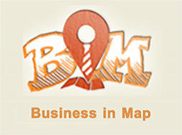 Business in Map